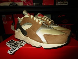 "Image of Air Huarache Run LE x Stussy ""Desert Oak"""