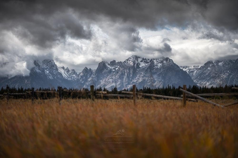 Image of Teton Landscape