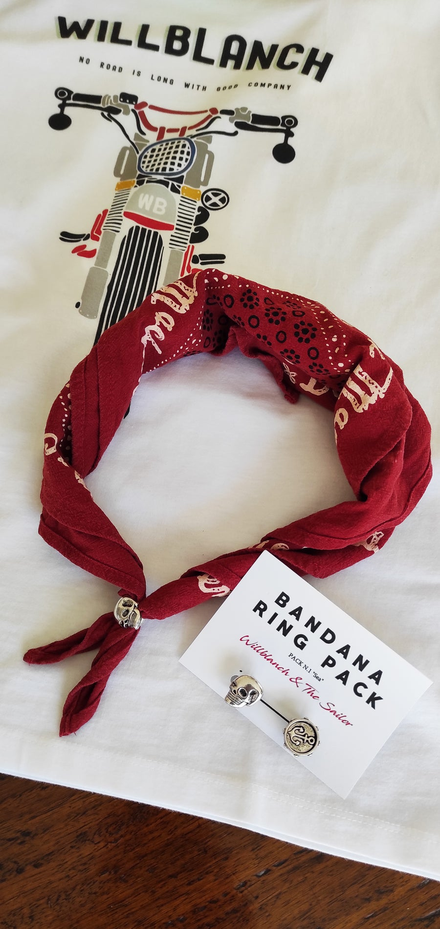 Image of SEA BANDANA PACK