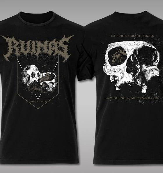 "Image of RUINAS ""Ikonoklasta"" T-shirt"