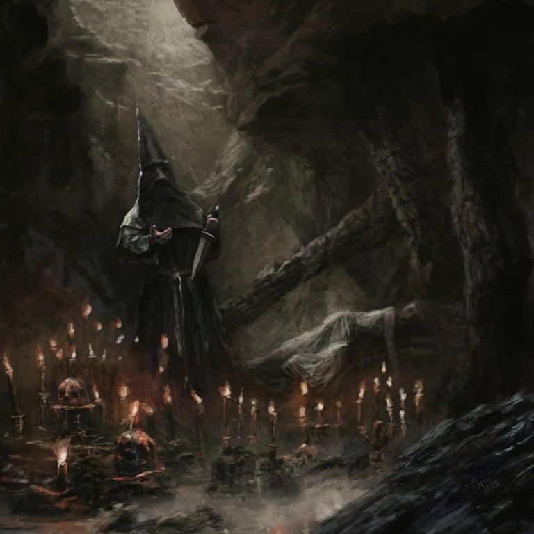 Image of Prison of Mirrors - De Ritualibus et Sacrificiis ad Serviendum Abysso (Gatefold DLP)