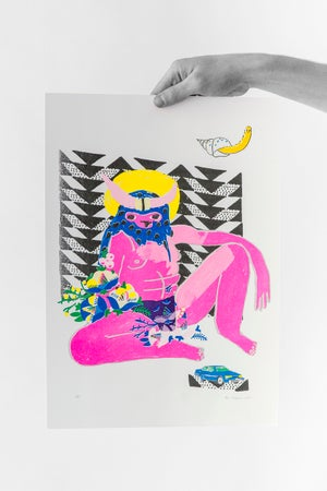 Ostara Boy — risoprint
