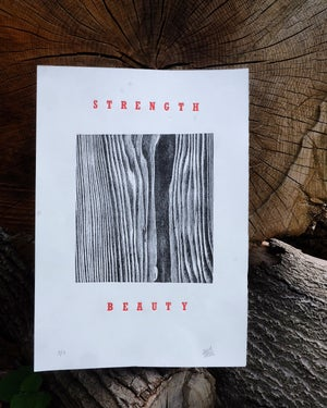 Image of STRENGTH & BEAUTY