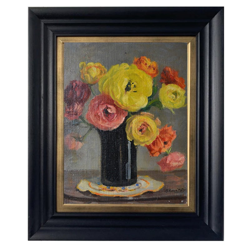 Image of Early 20thC, French Oil Painting, Jules-Alfred HERVÉ-MATHÉ (1868-1953)