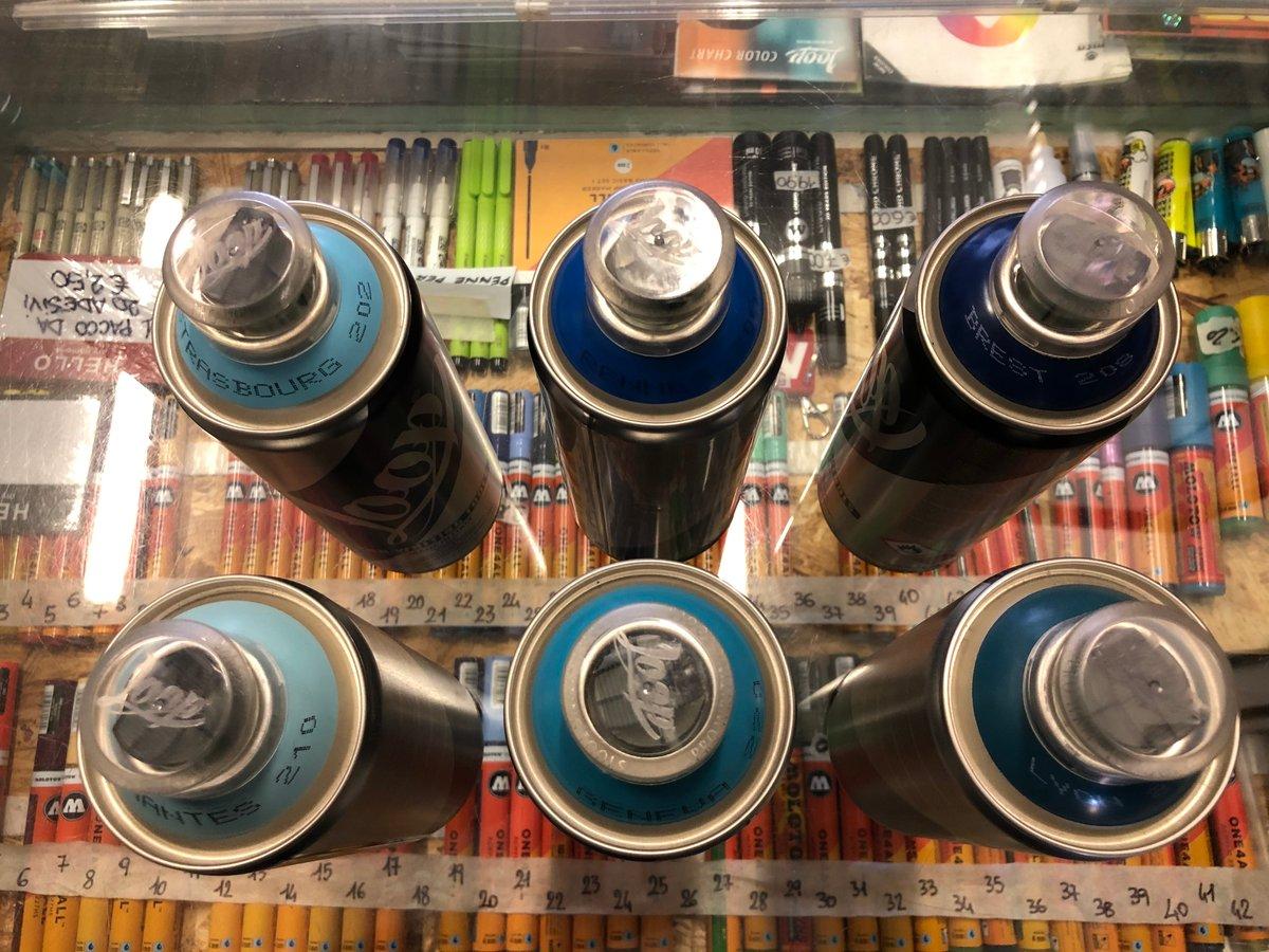 Image of spray LOOP