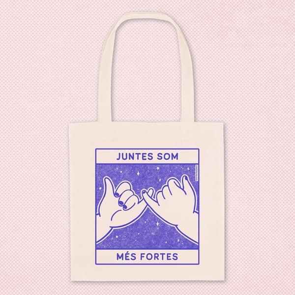 Image of Juntes som més fortes - Tote Bag