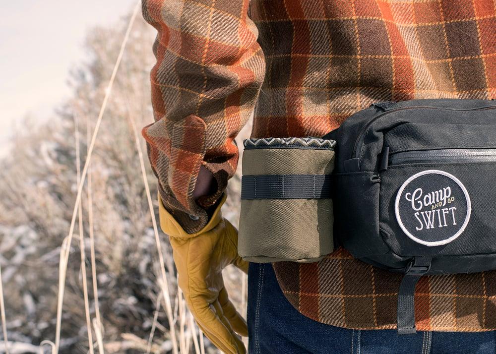 Image of Campandgoswift Sidekick Bag EASTERN/MOSS