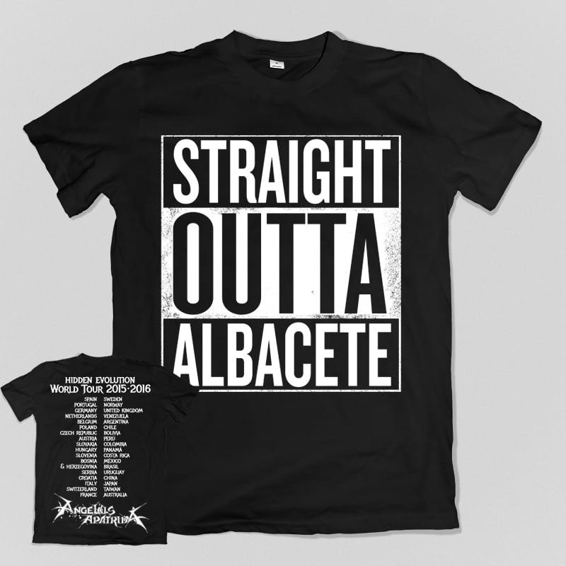 Straight Outta Albacete - World Tour