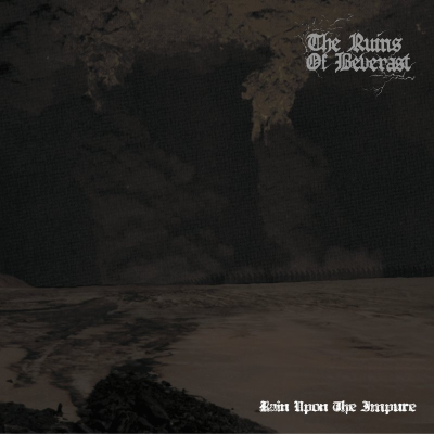 "Image of The Ruins Of Beverast  ""Rain Upon The Impure"" _ 2 x 12"" LP _ Ván Records"