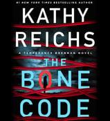 Image of Kathy Reichs -- <em>The Bone Code</em> -- SIGNED