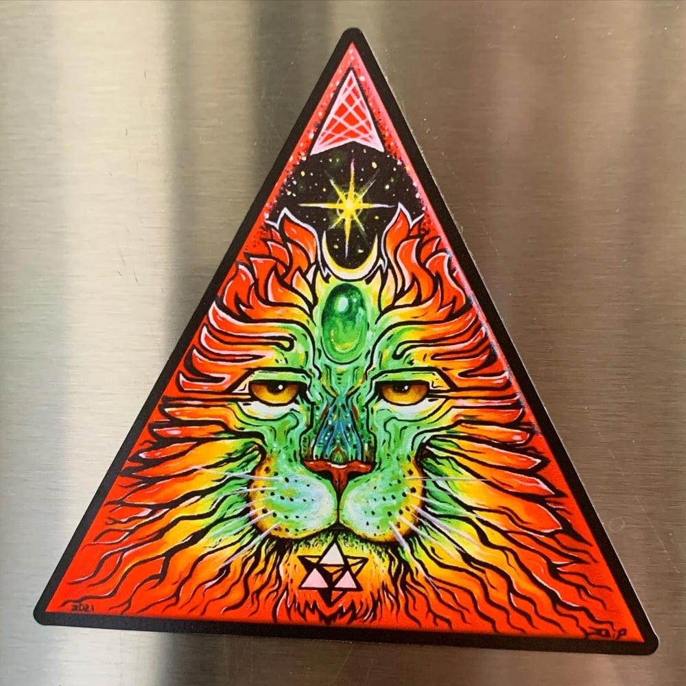 Image of SouLestial Awakening magnet