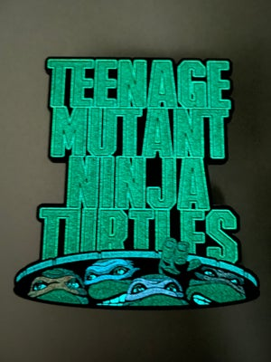 "Image of GID 3"" Giant Ultimate 90's Movie Pin"