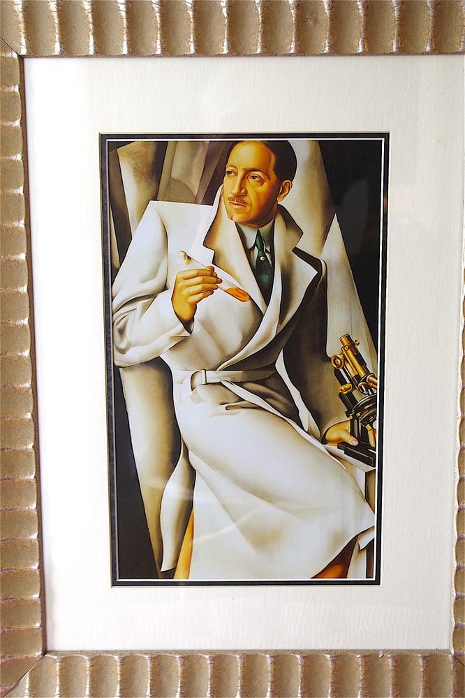 Image of Doctor Boucard
