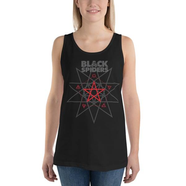 Image of Black Spiders Album Vest