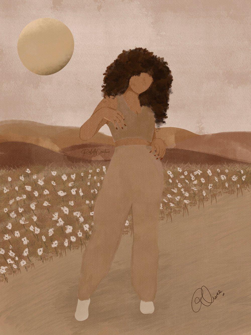 Image of Ila | Spring Meadow Art Print