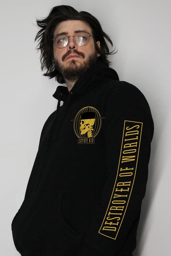 Image of Destroyer - Premium 4 print hoodie (PRE-ORDER)