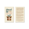 Eternal Life is A Free Gift Gospel Tracts | Pack of 20