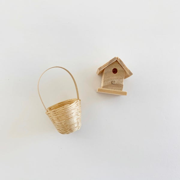 Image of Dollhouse Spring Decor
