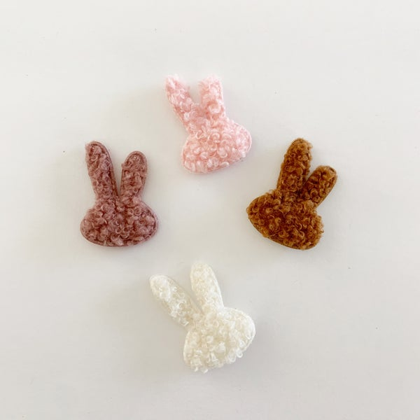 Image of Miniature Bunny Sherpa Pillows