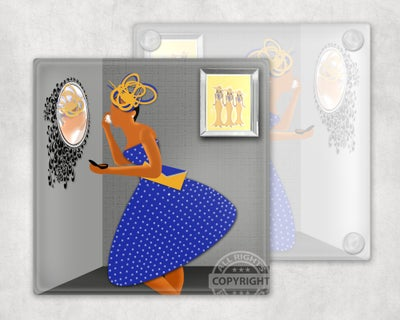 Image of Reflection Coasters (SGRho Inspired)