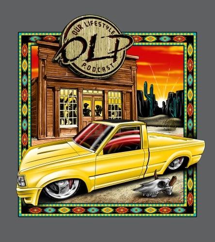 Image of Yellow Mazda Banner