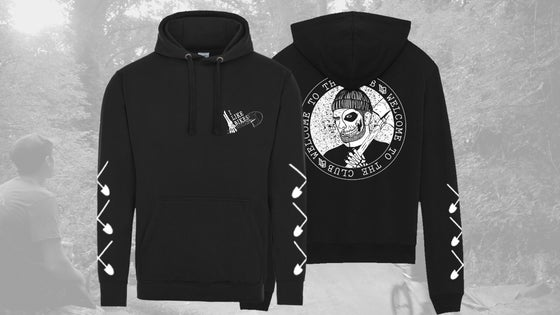 Image of Welcome To The Club Hoddie