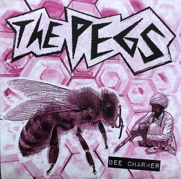 """Image of The Pegs - Bee Charmer 7"""""""