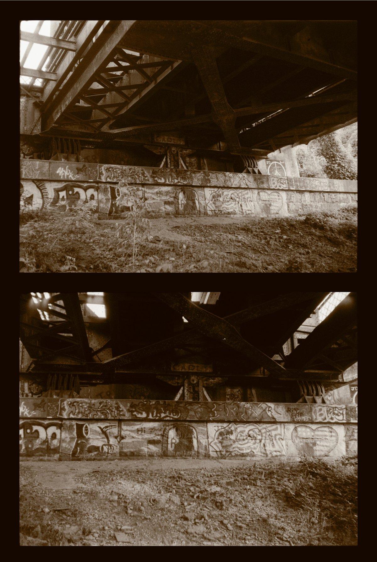 "Harahan Bridge - ""Abutments"""