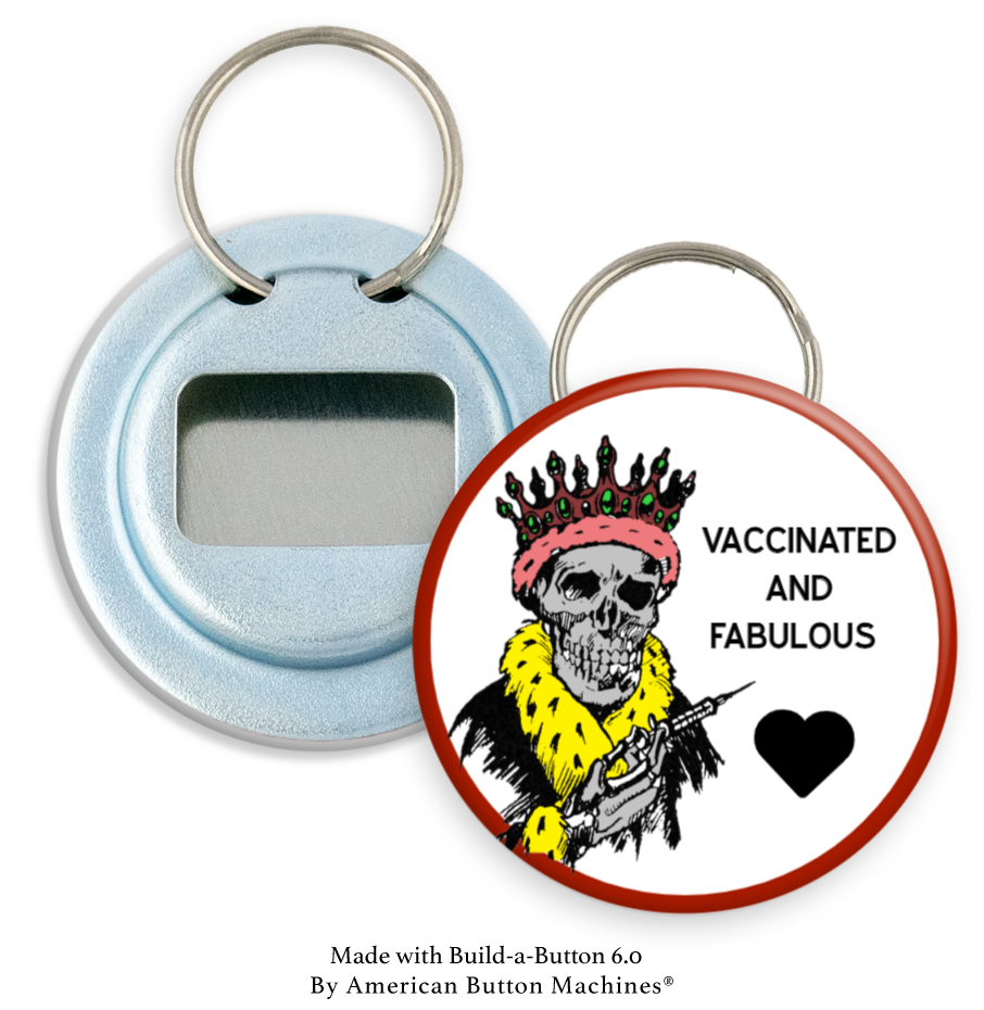 Collections Collection: Vaccinated and Fabulous