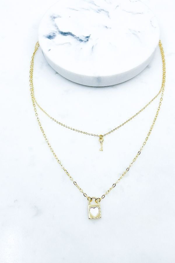 Image of Mother Of Pearl Necklace