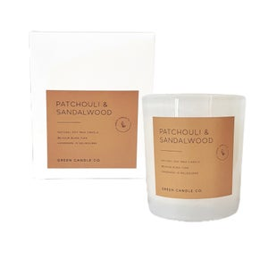 Image of PATCHOULI & SANDALWOOD Candle / Large