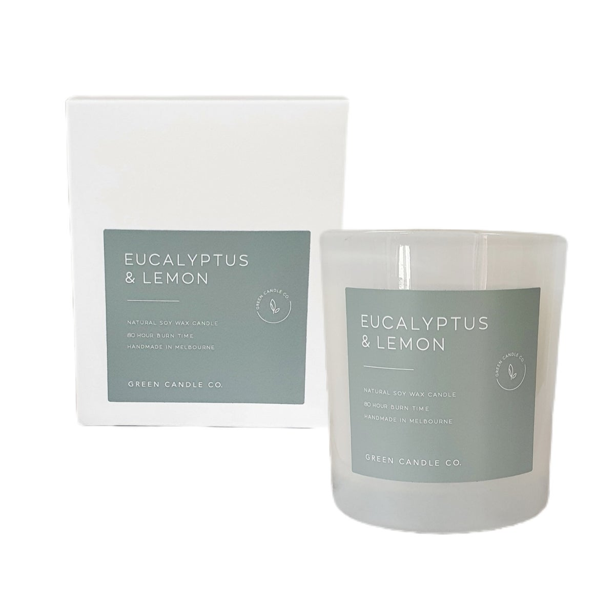 Image of EUCALYPTUS & LEMON Candle / Large