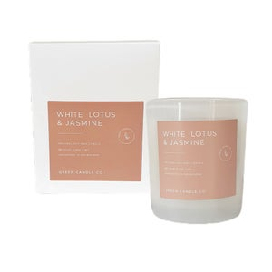 Image of WHITE LOTUS & JASMINE Candle / Large
