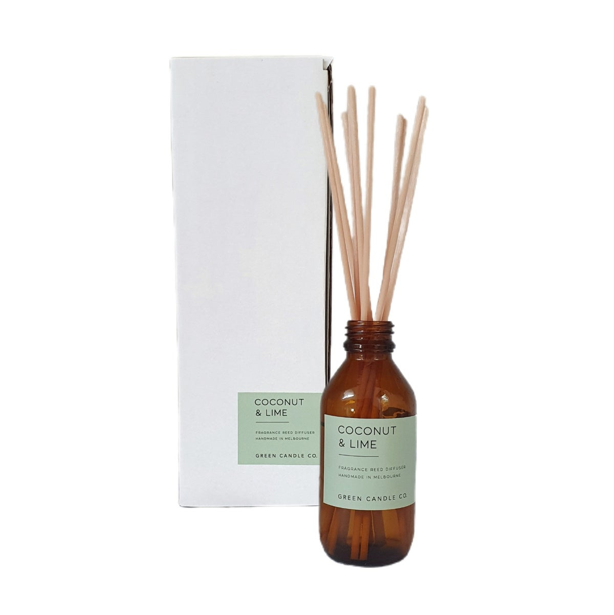 Image of COCONUT & LIME / Reed Diffuser
