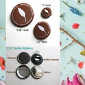 Bubbles & Berries | Spring Pocket Mirrors