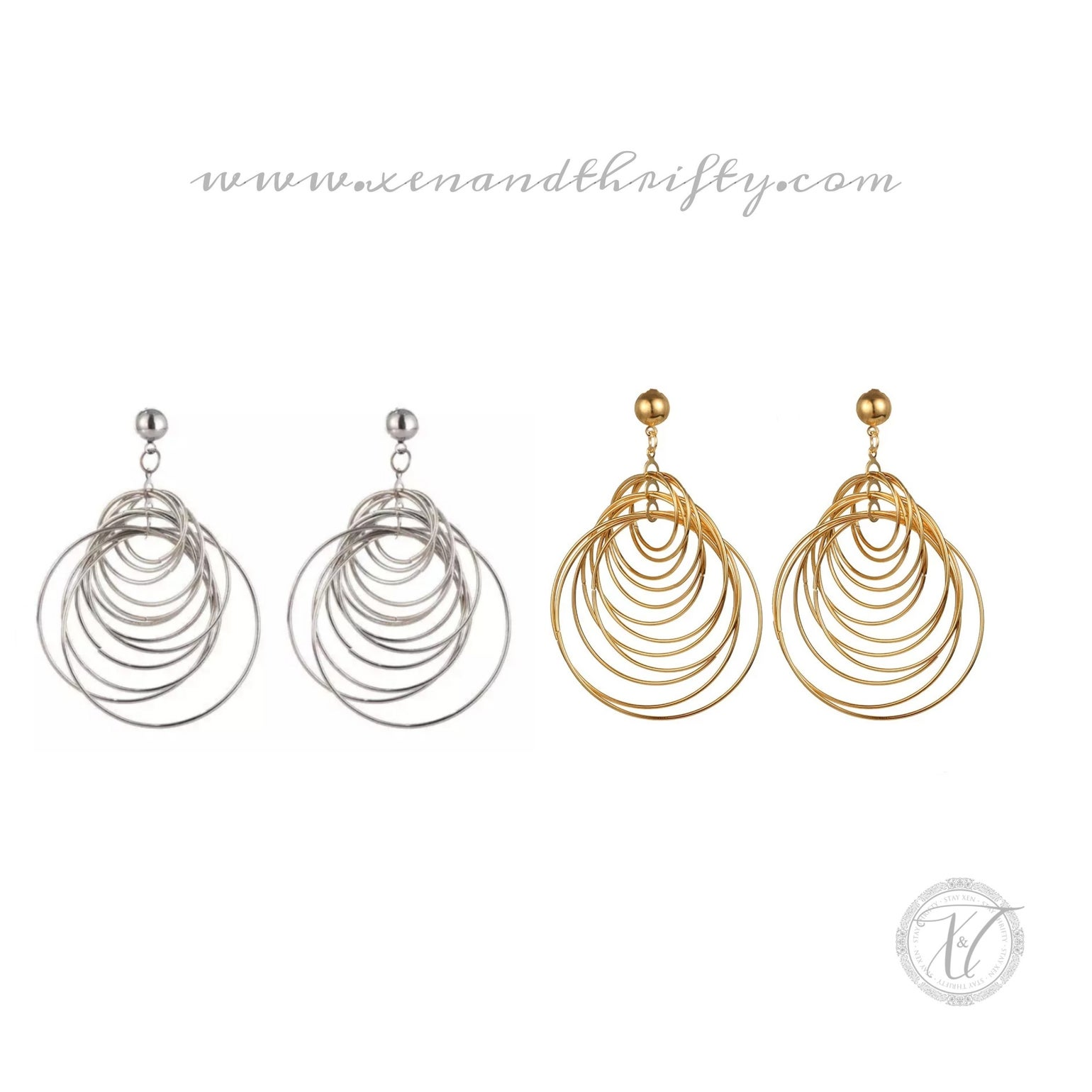 Image of Serena Earring