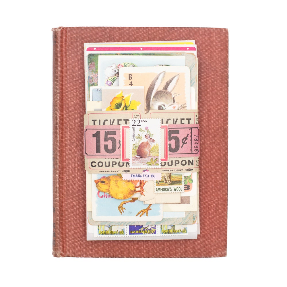 Image of Easter Ephemera Bundle - Pastels