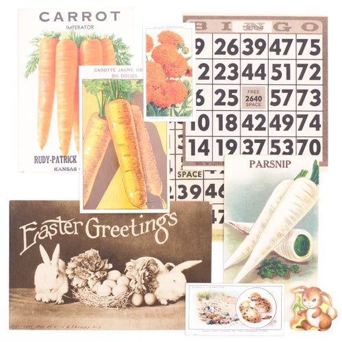 Image of Easter Ephemera Bundle - Neutral