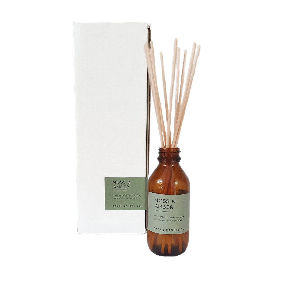 Image of MOSS & AMBER / Reed Diffusers