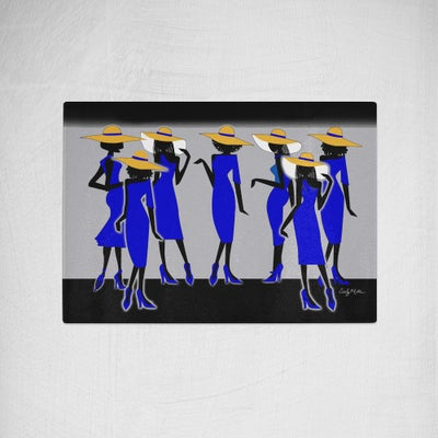 Image of Style Cutting Board (SGRho Inspired)