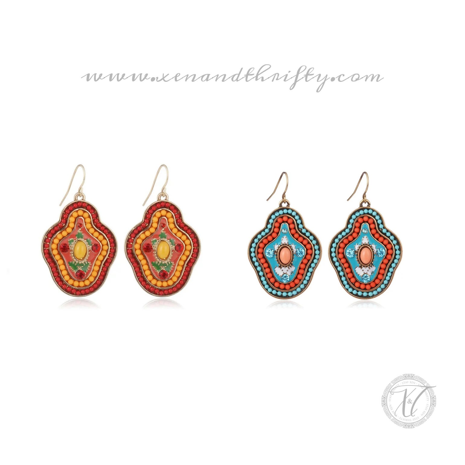 Image of India Earring
