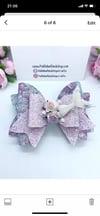Lilac mermaid tail