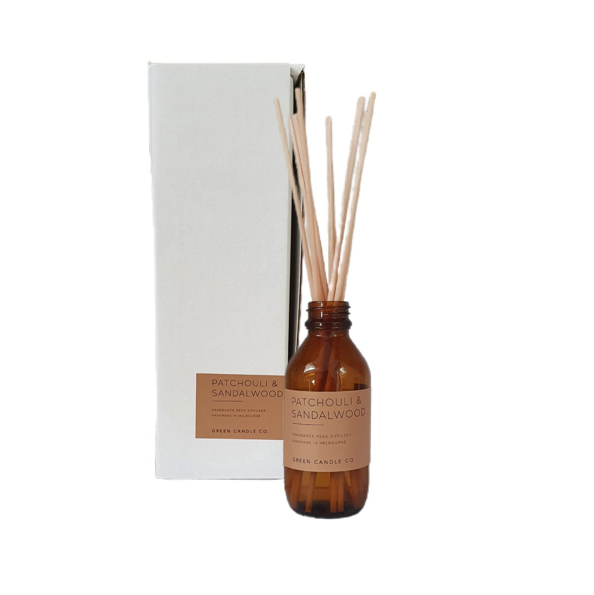 Image of PATCHOULI & SANDALWOOD / Reed Diffuser