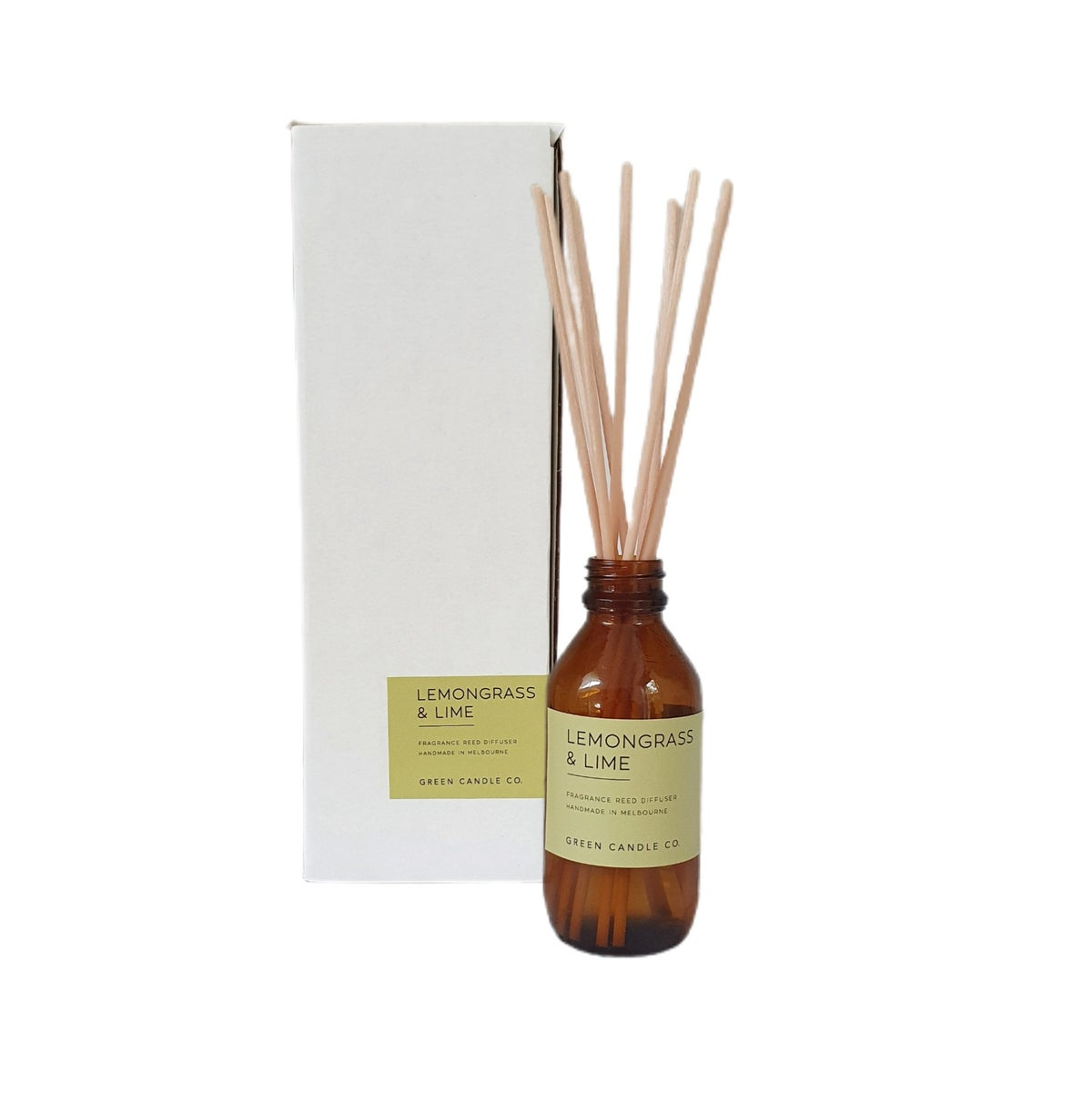 Image of LEMONGRASS & LIME / Reed Diffuser