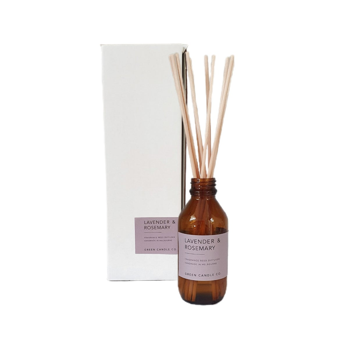Image of LAVENDER & ROSEMARY / Reed Diffuser