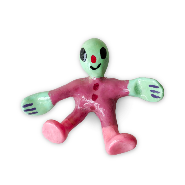 Image of dairysam Alien Figurine