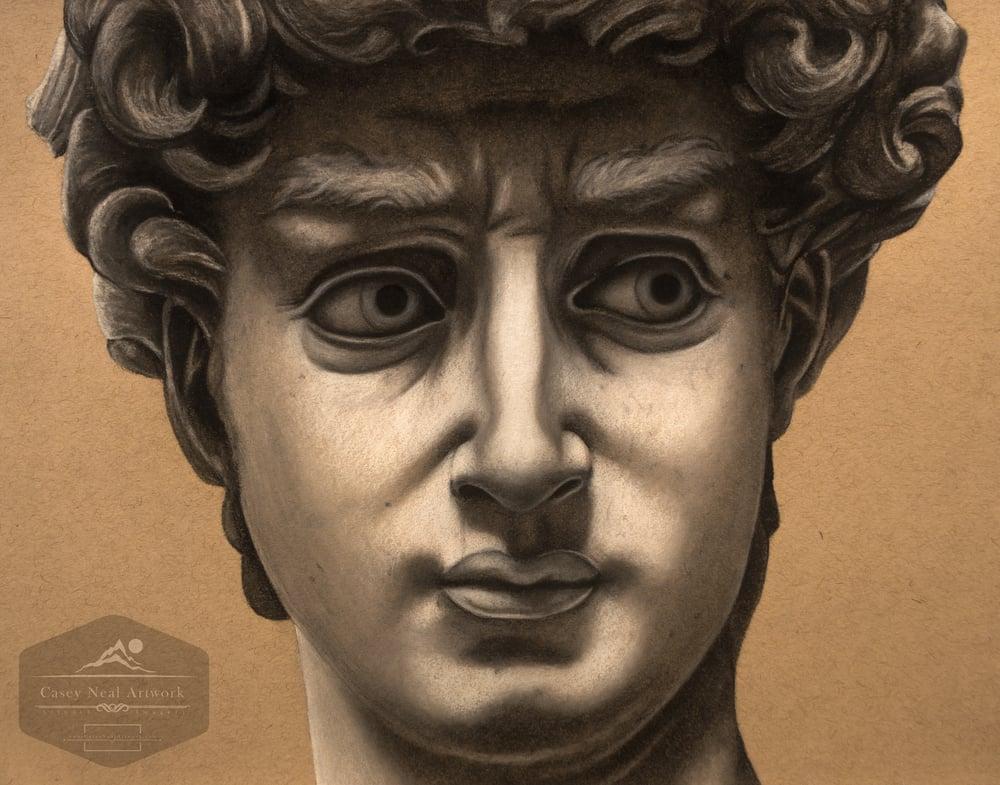 Image of Statue of David