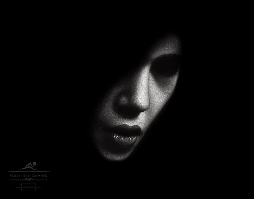 Image of Dark Portrait