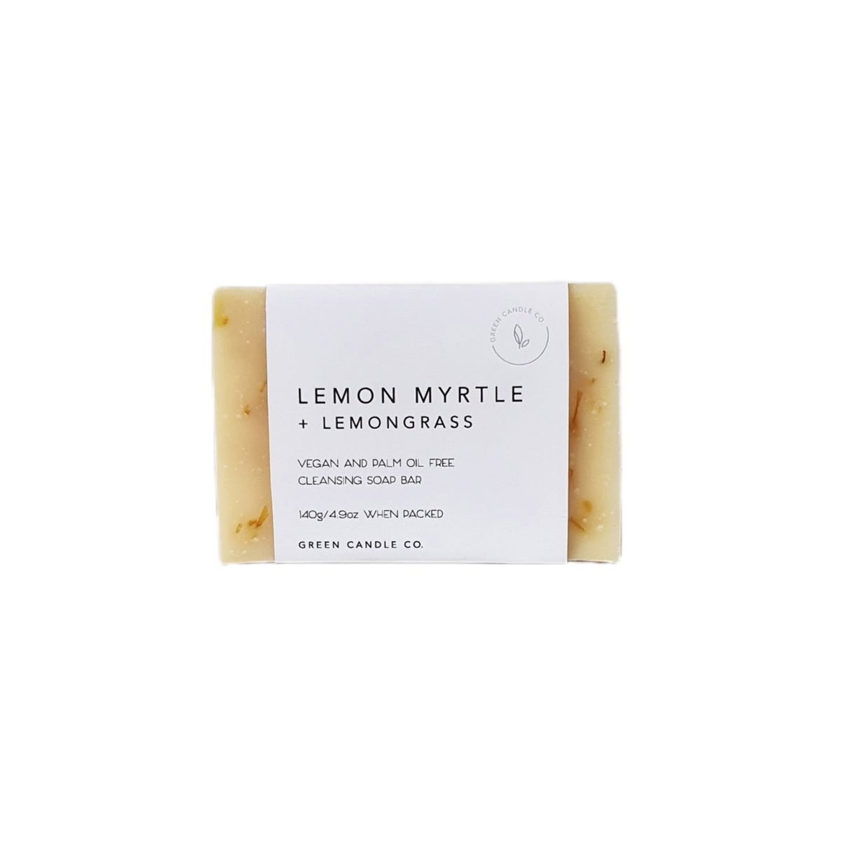 Image of LEMON MRYTLE & LEMONGRASS / Soap Bar