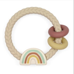 Image of NEUTRAL RAINBOW Ritzy Rattle